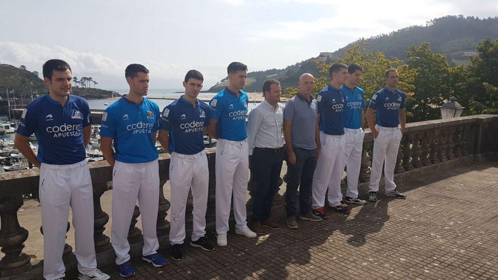Presentación Torneo Lekeitio 2017