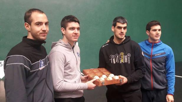 Ezkurdia, Zabaleta, Irribarria y Merino ii