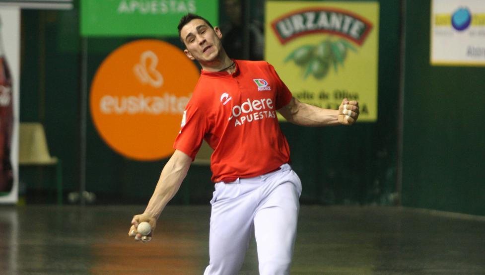 Diego Iturriaga conquistó el Parejas de Promoción junto a Asier Agirre