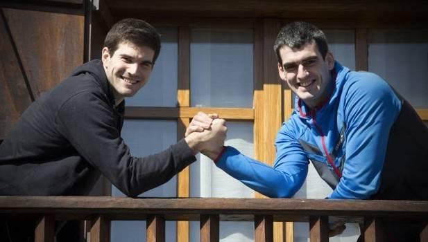 José Javier Zabaleta y Joseba Ezkurdia quieren poner la guinda al Parejas