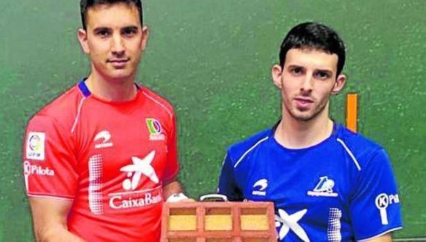 Urrutikoetxea y Altuna ya tienen material para su duelo de cuartos en Donostia