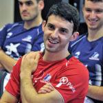 Jokin Altuna, en la presentación del Torneo de San Fermín el pasado martes en Pamplona