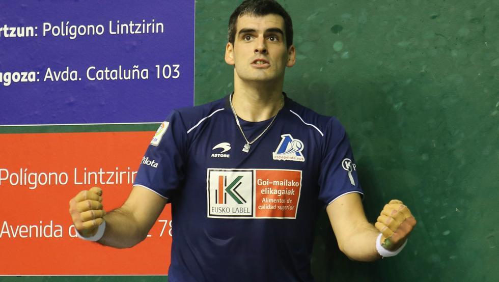 Joseba Ezkurdia, aún con opciones