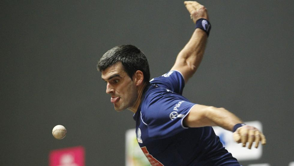 Joseba Ezkurdia se ha llevado la victoria junto a Ladis Galarza