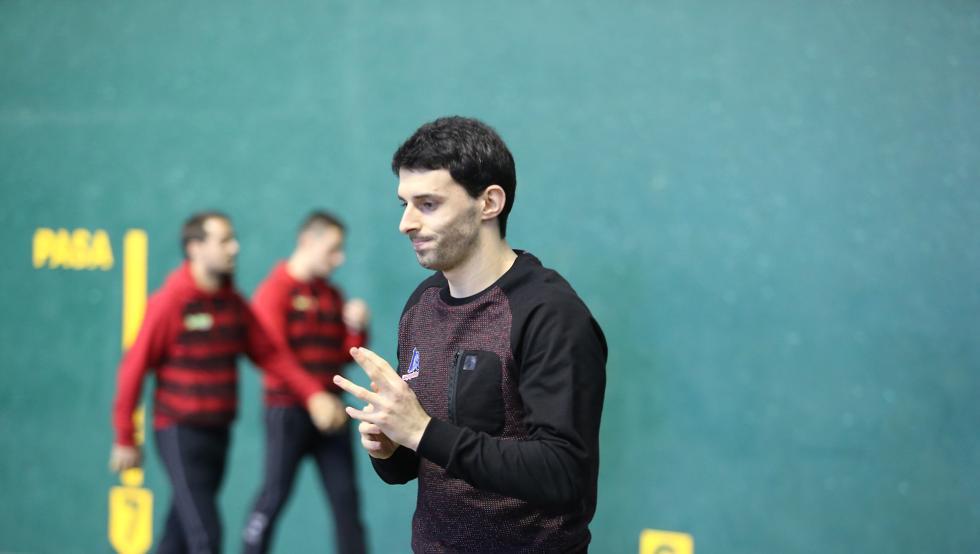Jokin Altuna se juega la vida el sábado junto a Martija