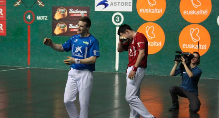 Erik Jakak 22-20 irabazi dio Iñaki Artolari