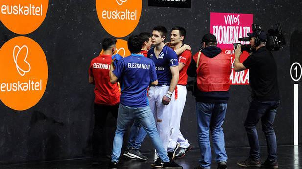 Final Parejas 2019 campeones