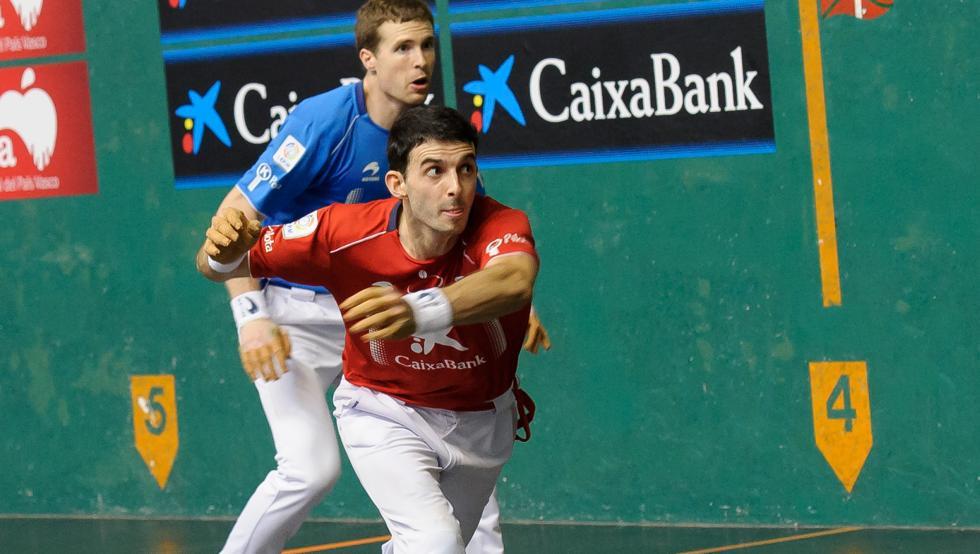 Altuna y Artola rivalizan por el torneo de San Fermín