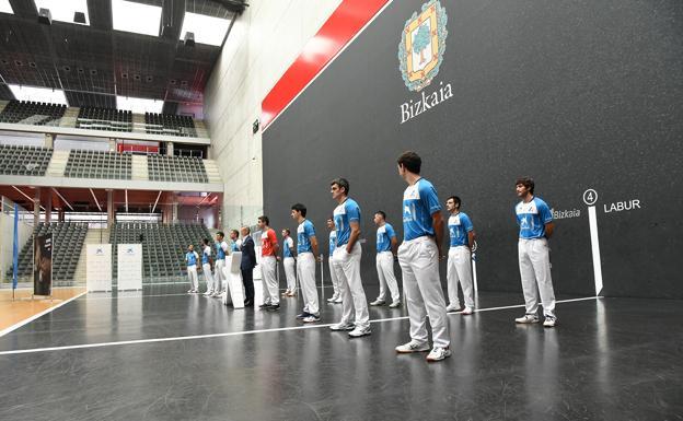 El 'Parejas de la pantaloneta' se cerrará en Logroño